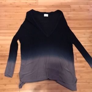 Sweaters - Pins and needles /urban outfitters ombré sweater